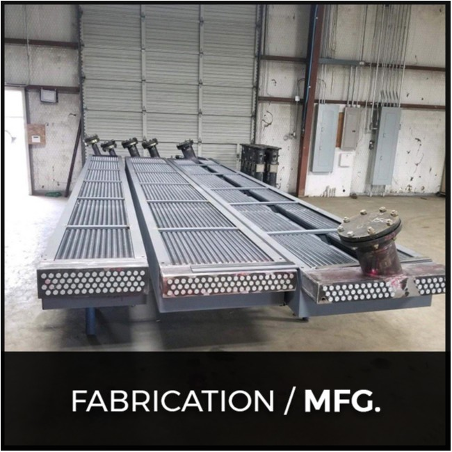 fabrication and manufacturing